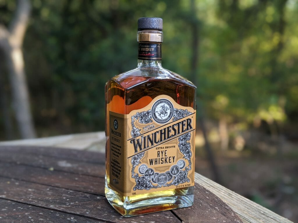 Whiskey Review: Winchester Rye Whiskey – Thirty-One Whiskey